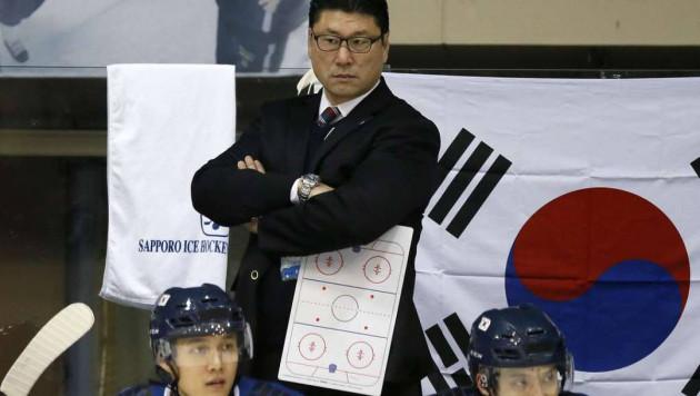 Тренер сборной Кореи нашел причины поражения от Казахстана на ЧМ-2019 по хоккею