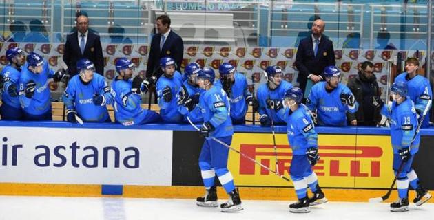 Третья победа Казахстана на ЧМ-2019 устранила двух конкурентов за путевку в элиту
