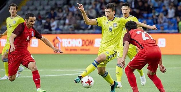 Сборная Азербайджана по футболу не смогла договориться с Казахстаном