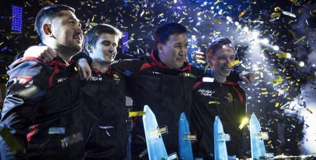 Казахстанские команды вошли в тройку лидеров после первого дня финала чемпионата Европы по PUBG