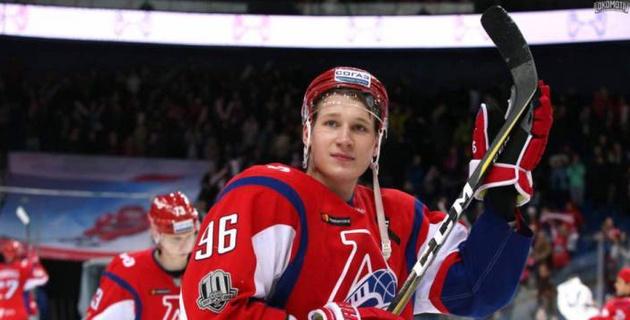 Экс-хоккеист юношеской сборной Казахстана забросил первую шайбу после перехода в клуб НХЛ