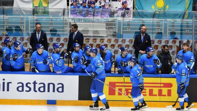 Сборная Казахстана по хоккею досрочно вернулась в элитный дивизион чемпионата мира