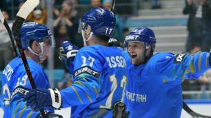 Домашний ЧМ по хоккею помог сборной Казахстана установить новый рекорд