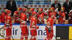 Беларусь вслед за Казахстаном вышла в элитный дивизион чемпионата мира по хоккею