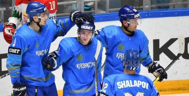 Сборная Казахстана по хоккею пятой победой в пяти матчах завершила домашний чемпионат мира