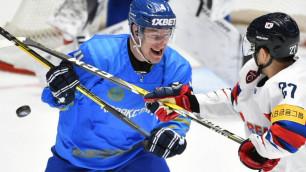 Даррен Диц из сборной Казахстана и другие. Определены лучшие игроки ЧМ-2019 по хоккею