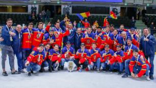Сборная чемпиона молодежной лиги Казахстана сменила неудачника ЧМ по хоккею в Нур-Султане