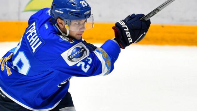 """""""Барыс"""" официально объявил о подписании контрактов с тремя хоккеистами"""