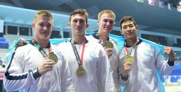 Один из самых успешных тренеров в мире будет готовить Баландина и еще двух казахстанских пловцов в США