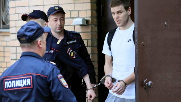 Кокорин и Мамаев получили реальные сроки за избиение чиновника и водителя
