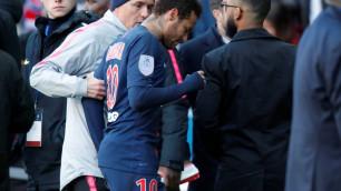 Федерация футбола Франции дисквалифицировала Неймара за удар болельщика после поражения в Кубке