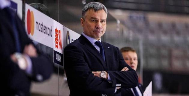Клуб КХЛ расстался с главным тренером серебряного призера ЧМ-2019 по хоккею в Нур-Султане