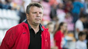 Команда казахстанского тренера вернула себе лидерство в зарубежном чемпионате