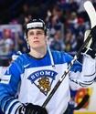 18-летний финский хоккеист сделал хет-трик на следующий день после дубля на ЧМ-2019