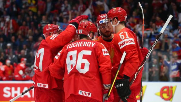 Сборная России всухую разгромила Австрию и одержала вторую подряд победу на ЧМ-2019 по хоккею