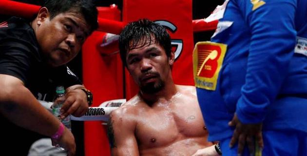 Мэнни Пакьяо анонсировал соперника и дату следующего боя