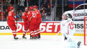 Прямая трансляция третьих матчей России, США, Финляндии, Швеции и Канады на ЧМ-2019 по хоккею
