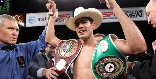 Бросавший вызов Головкину мексиканец отказался от титула чемпиона мира