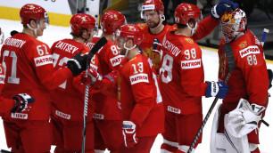 Россия выиграла третий матч подряд, а США нанесли Финляндии первое поражение на ЧМ-2019 по хоккею