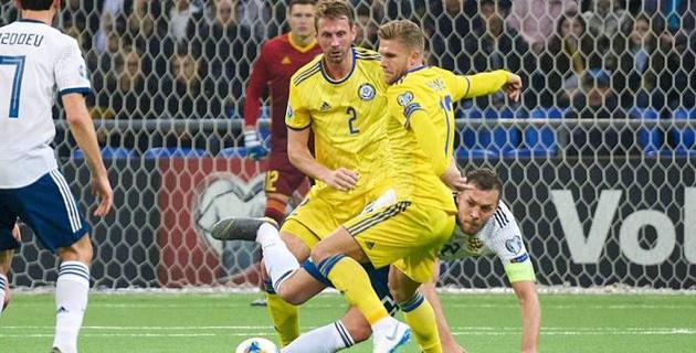 Стало известно место проведения матча отбора на Евро-2020 между Казахстаном и Сан-Марино