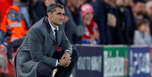"""""""Барселона"""" дала последний шанс главному тренеру"""