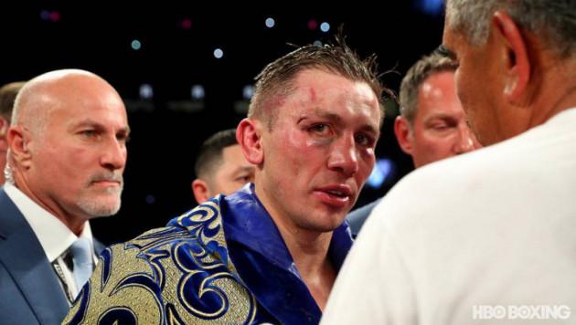 Том Леффлер допустил поражение Головкина в дебютном бою на DAZN