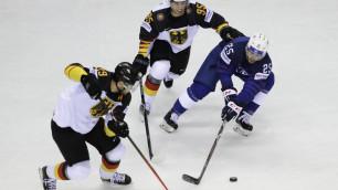 Германия и Швейцария выиграли третьи подряд матчи и вышли в лидеры групп на ЧМ-2019 по хоккею