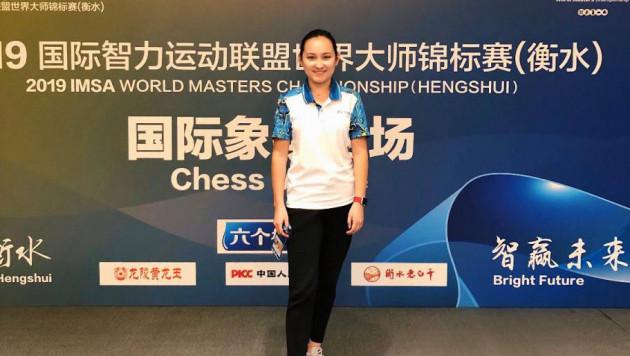 Жансая Абдумалик стала первой казахстанкой-участницей Всемирных интеллектуальных игр