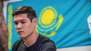 Елеусинов снова поменял дату боя и не выступит в андеркарте у Головкина