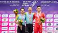 Казахстанцы завоевали шесть медалей на международном турнире по велотреку в Нур-Султане