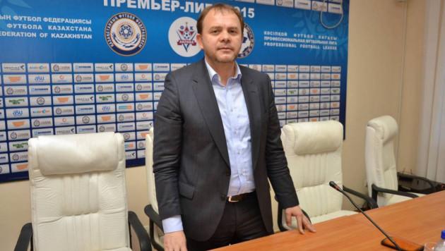"""Экс-директор """"Актобе"""" подал в суд на Самата Смакова и требует признать незаконной передачу клуба"""