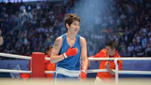 С какими результатами принимает женскую сборную Казахстана по боксу новый тренер