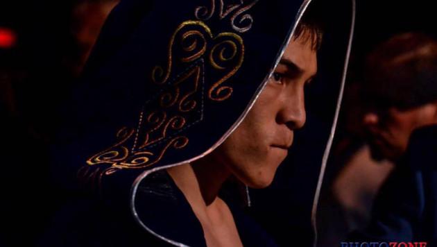 Видео нокаута, или как Джукембаев победил мексиканца на последней секунде первого раунда