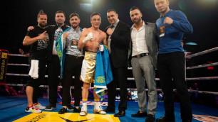 Большие бои - впереди! - Джукембаев после победы нокаутом над мексиканцем