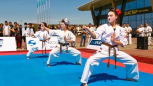 Еще два города Казахстана присоединились к национальному фестивалю боевых единоборств