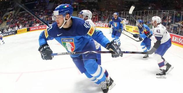 Обидчик сборной Казахстана забросил первую шайбу на ЧМ-2019 по хоккею, но проиграл шестой подряд матч