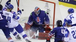 Вышедшая в элиту после 1:6 от Казахстана Великобритания проиграла шестой подряд матч на ЧМ-2019