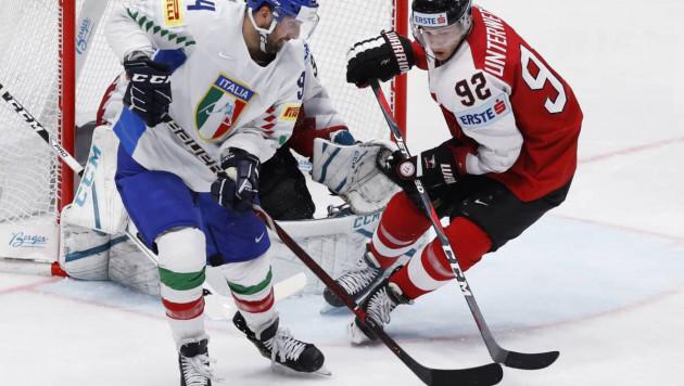 Обидчик Казахстана одержал первую победу на ЧМ-2019 по хоккею и сохранил место в элите