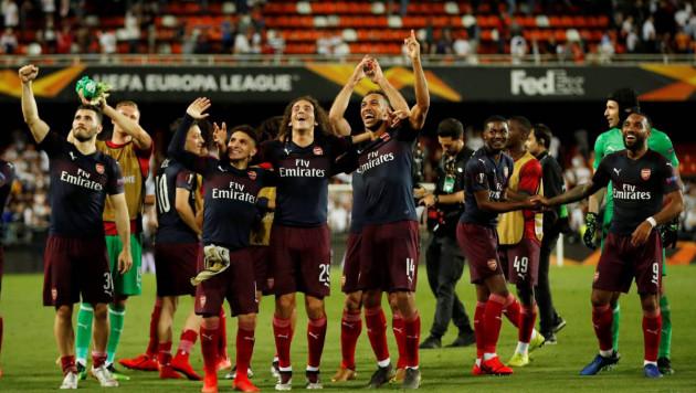 """Футболистам """"Арсенала"""" пообещали 10 миллионов фунтов за победу в финале Лиги Европы"""