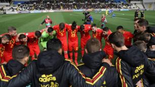 Бельгия вызвала Азара, Куртуа, финалистов Лиги чемпионов и еще 22 игроков на матч с Казахстаном