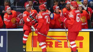 На чемпионате мира-2019 по хоккею определились все пары плей-офф