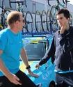 """Гонщик """"Астаны"""" Бильбао остался на 10-м месте общего зачета после 11-го этапа """"Джиро д'Италия"""""""