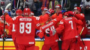 Прямая трансляция матчей России, Канады и других сборных в 1/4 финала ЧМ-2019 по хоккею