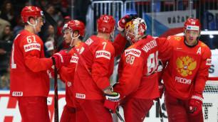 Определились полуфинальные пары на чемпионате мира-2019 по хоккею