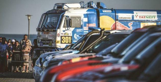 """Действующие победители """"Дакара"""" в зачете внедорожников и грузовиков выступят на """"Ралли Казахстан-2019"""""""