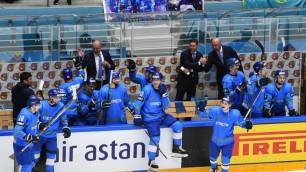 Сборная Казахстана по хоккею стала хозяйкой отборочного раунда к Олимпиаде-2022