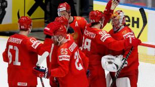Прямая трансляция полуфиналов ЧМ-2019 по хоккею Россия - Финляндия и Канада - Чехия