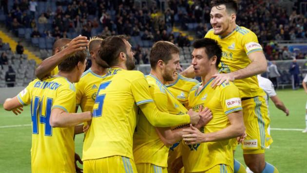"""Стали известны все потенциальные соперники """"Астаны"""" в Лиге чемпионов"""