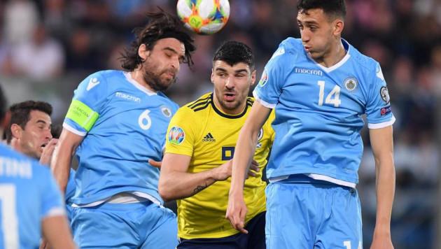 Худшая сборная мира объявила состав на матч с Казахстаном в отборе на Евро-2020