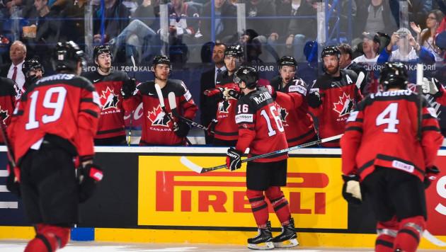 Канада разгромила Чехию и стала вторым финалистом ЧМ-2019 по хоккею